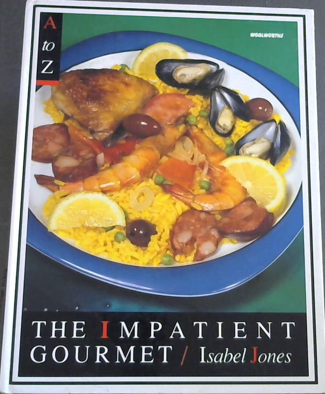 Image for The Impatient Gourmet