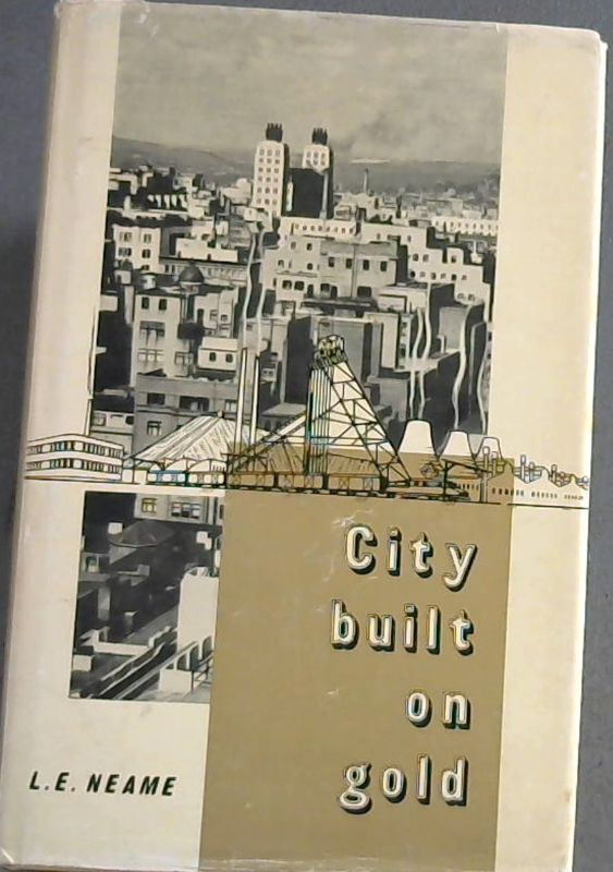 Image for City Built on Gold