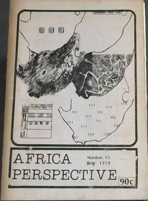 Image for Africa Perspective - Number 13 - Spring 1979