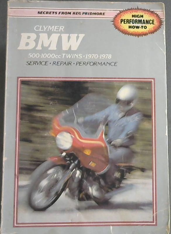 Image for BMW 500-1000cc Twins, 1970-1978 Service, Repair, Performance