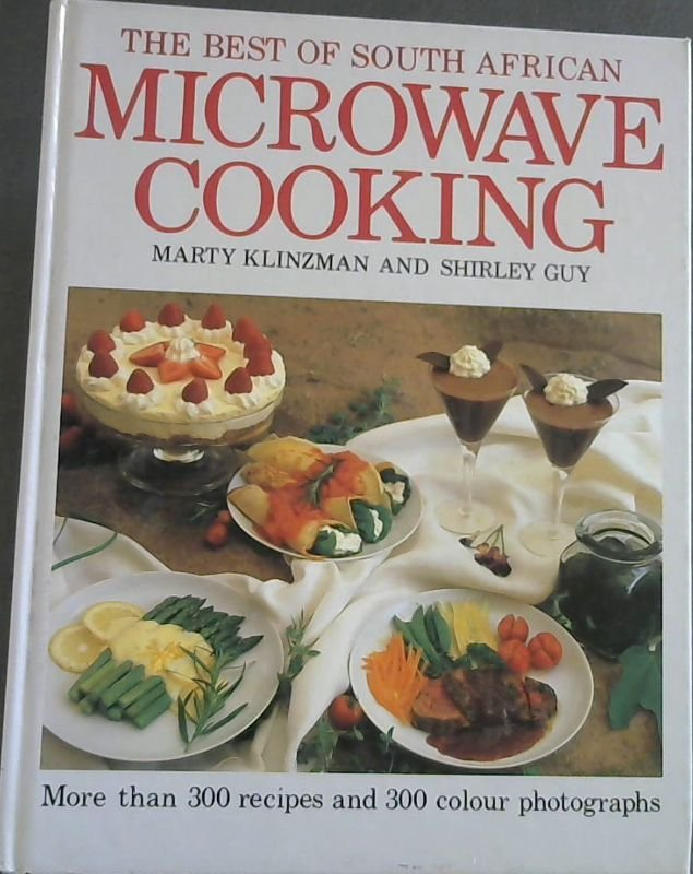 Image for The  Best  Of  South  African  Microwave  Cooking