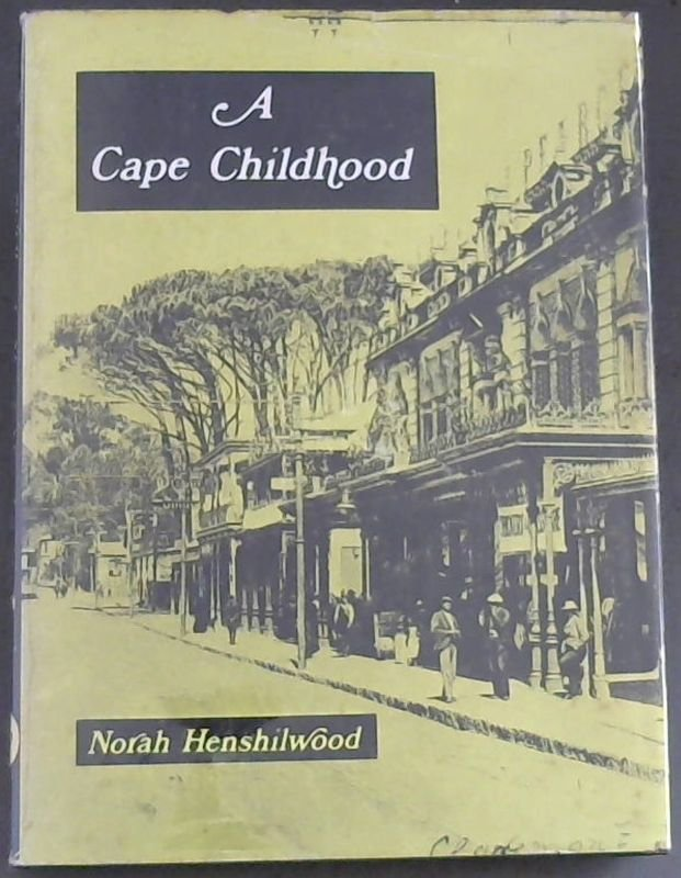 Image for A Cape Childhood