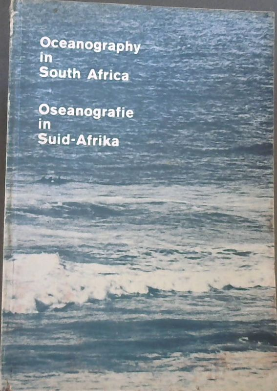 Image for Oceanography in South Africa / Oseanografie in Suid-Afrika