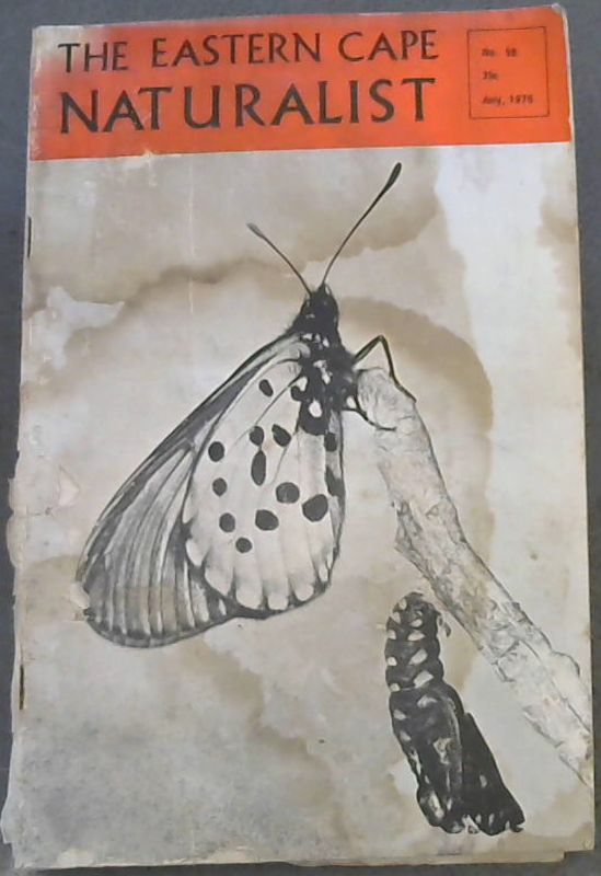 Image for The Eastern Cape Naturalist - No 58 - July 1976