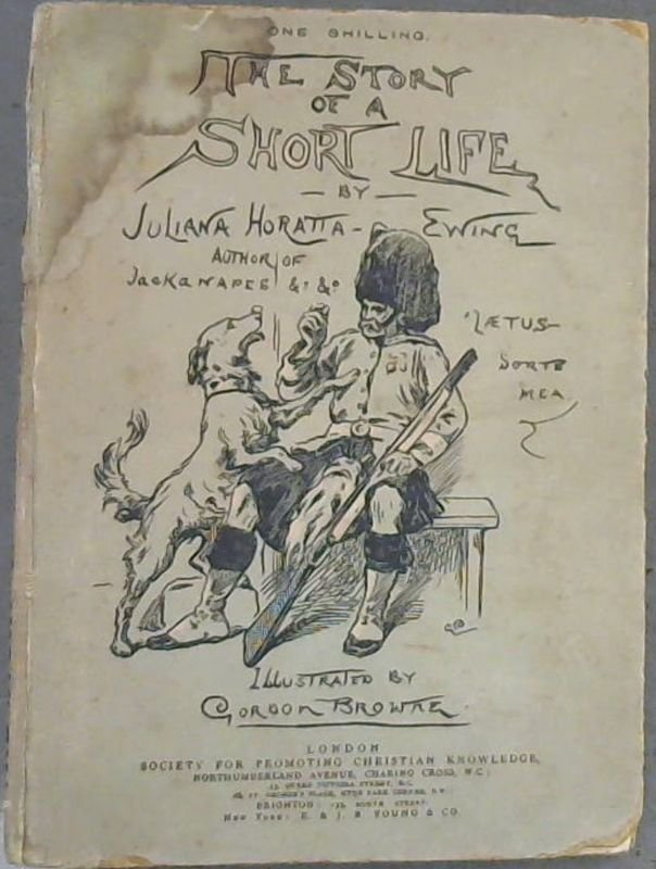 Image for The Story of a Short Life