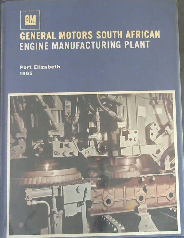 Image for General Motors South African - Engine Manufacturing Plants, Port Elizabeth 1965