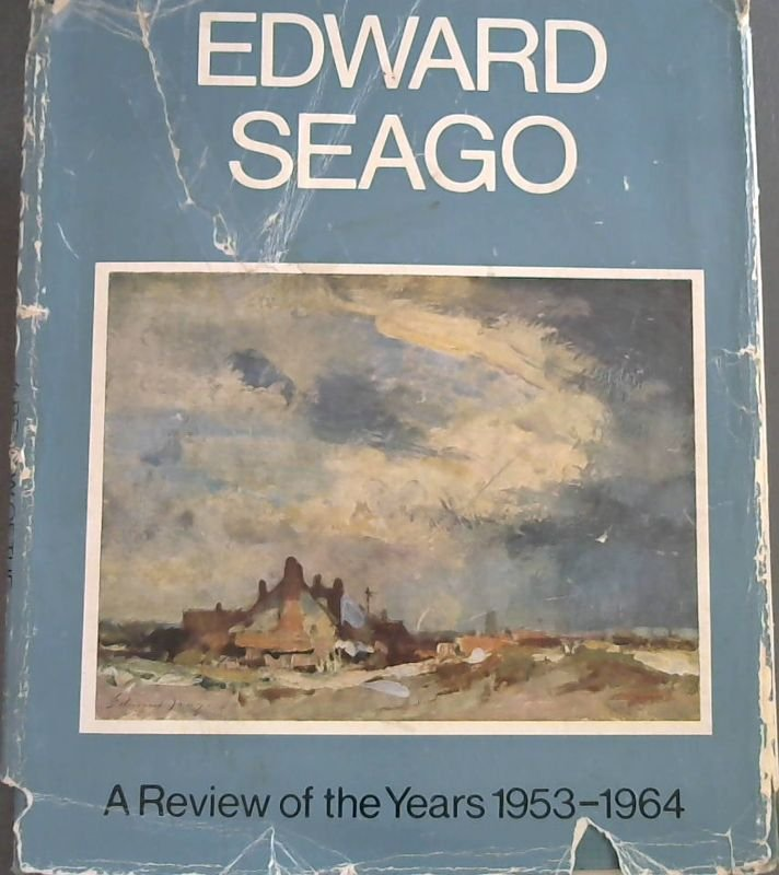 Image for Edward Seago : A review of the years 1953-1964