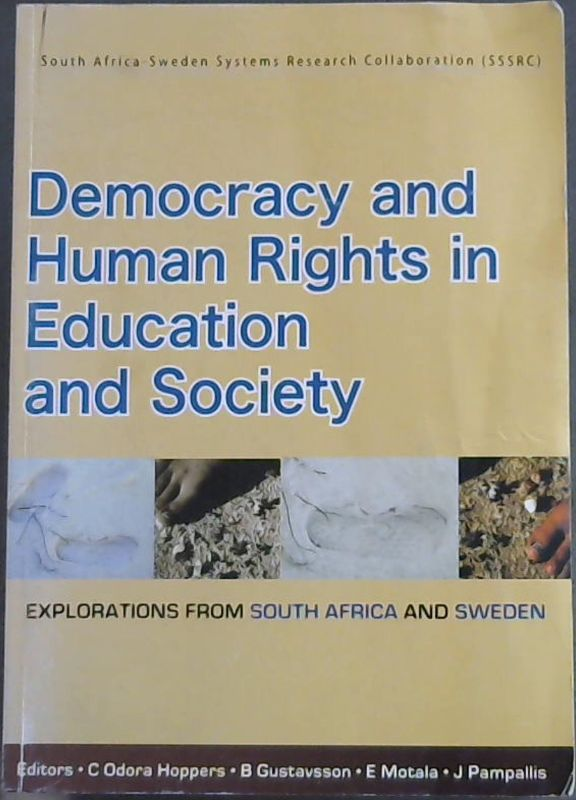 Image for Democracy and Human Rights in Education  and Society