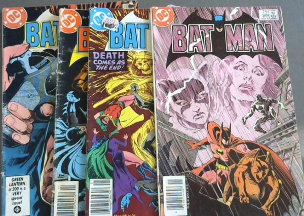 Image for Batman 389 ; Batman 391 ; Batman 394 ; Batman 395