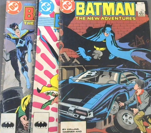 Image for Batman 408 ; Batman 415 ; Batman 416