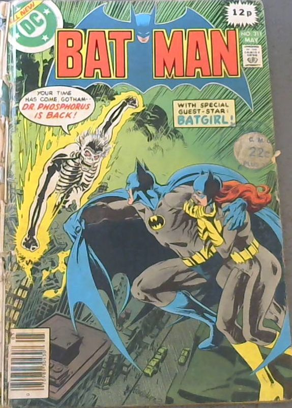 Image for Batman Vol 40, No, 311 ; Amazing Spider-Man Vol 1 No 172 ; The Brave & the Bold Vol 25 No 149 ; Detective Comics No 415 - Bundle