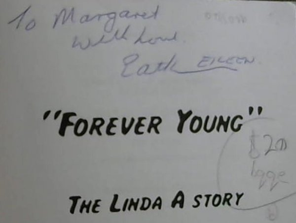Image for The  Linda  A. Story; Forever  Young