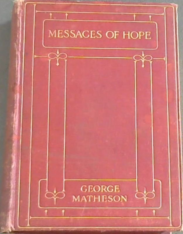 Image for Messages of Hope