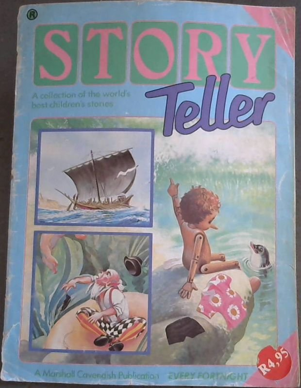 Image for Story  Teller  Part  14  Only