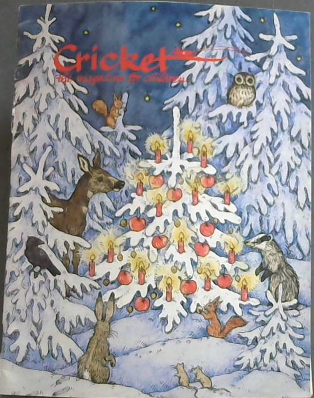 Image for Cricket : The magazine for children : July 1987  volume 15  number 4