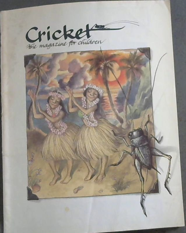 Image for Cricket : The magazine for children : July 1987  volume 14  number 8