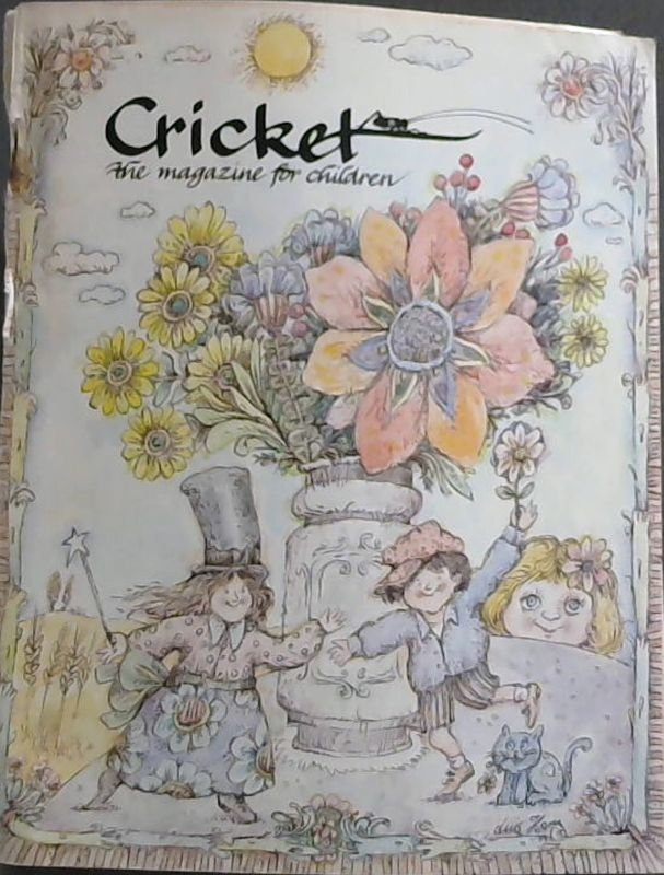 Image for Cricket : The magazine for children : July 1984 Vol 11 Number 11