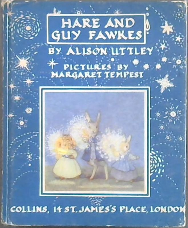 Image for Hare and Guy Fawkes