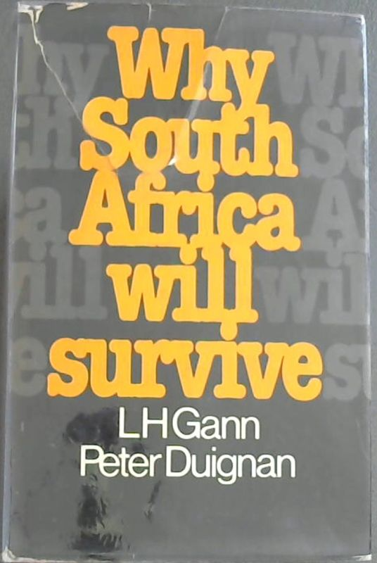Image for Why South Africa Will Survive