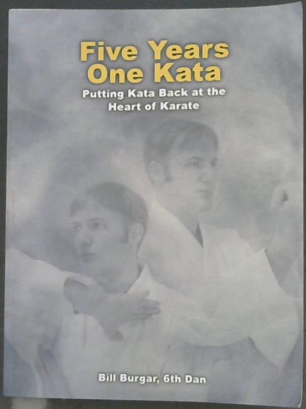 Image for Five Years, One Kata