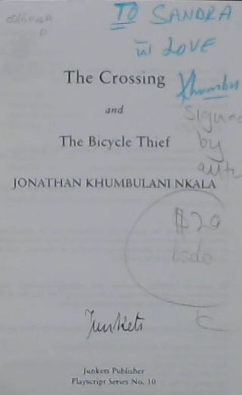 Image for The Crossing - and - The Bicycle Thief