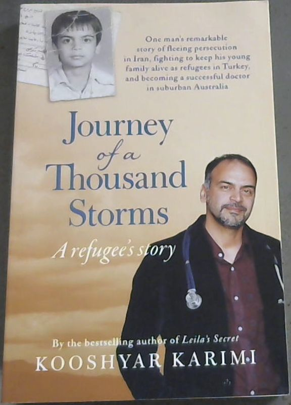 Image for Journey of a Thousand Storms