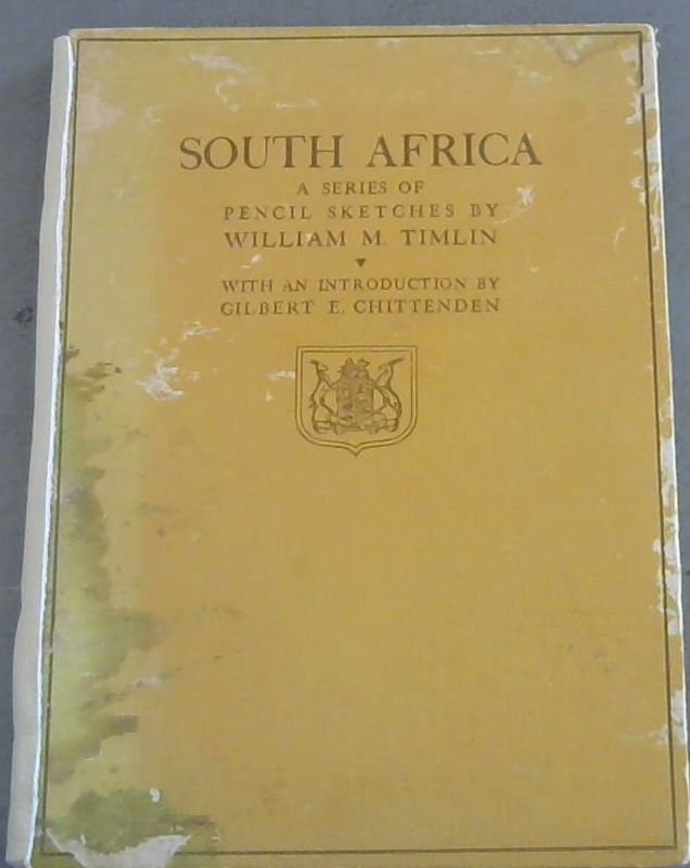 Image for South Africa : A series of Pencil Sketches by William Timlin
