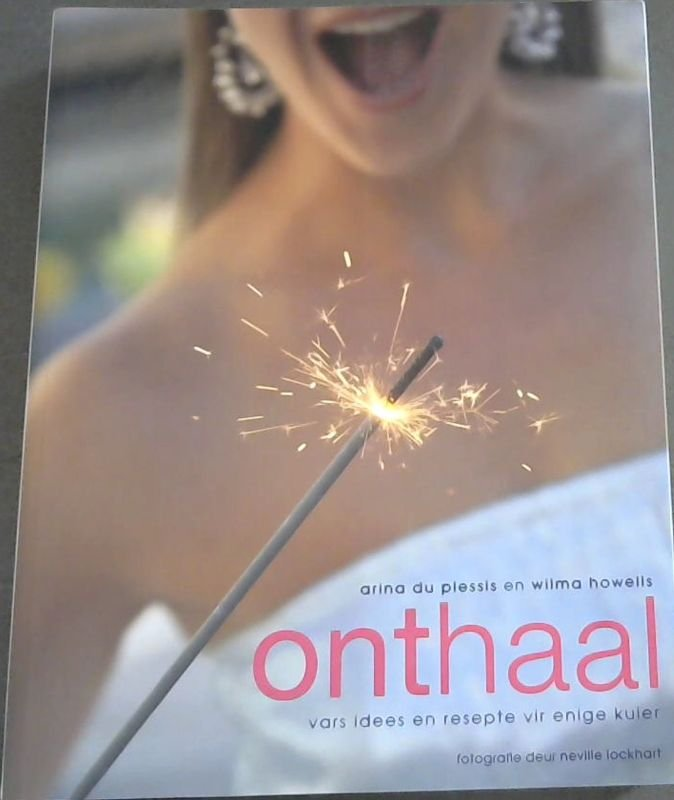 Image for Onthaal (Afrikaans Edition)