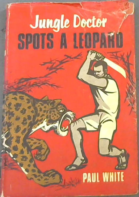 Image for Jungle Doctor Spots A Leopard