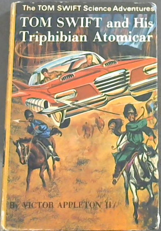 Image for Tom Swift and His Triphibian Atomicar (The Tom Swift Science Adventures)