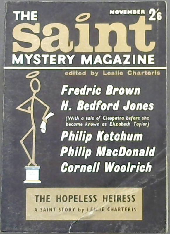 Image for The  Saint  Mystery  Magazine  Vol. 9  No. 9   [British  Edition] November  1963