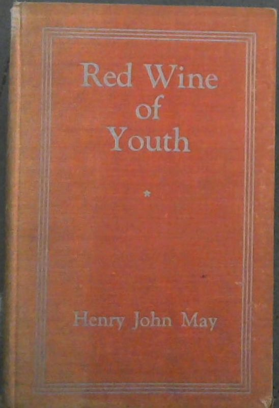 Image for Red  Wine  of  Youth