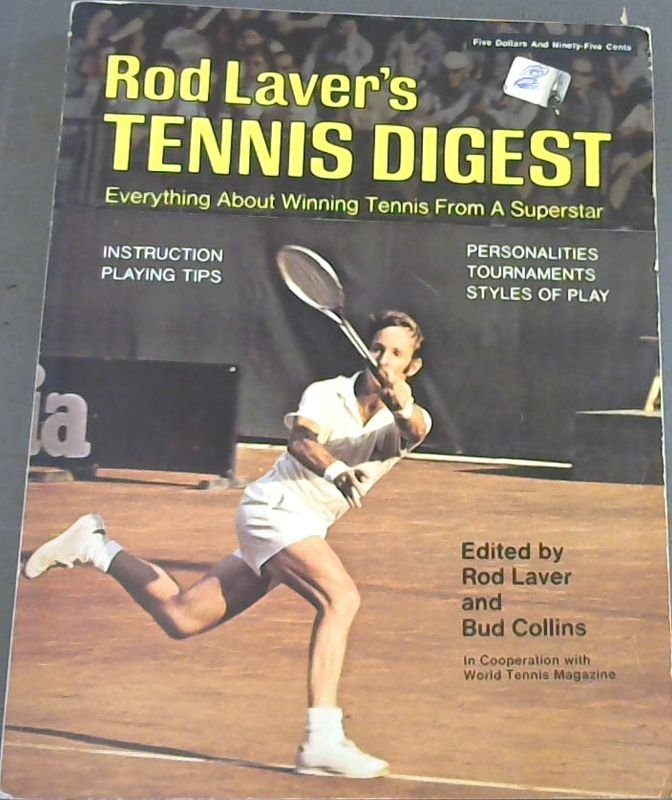 Image for Rod Laver's Tennis digest
