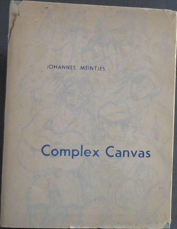 Image for Complex Canvas - A South African Approach