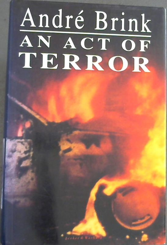Image for An Act Of Terror: A Novel