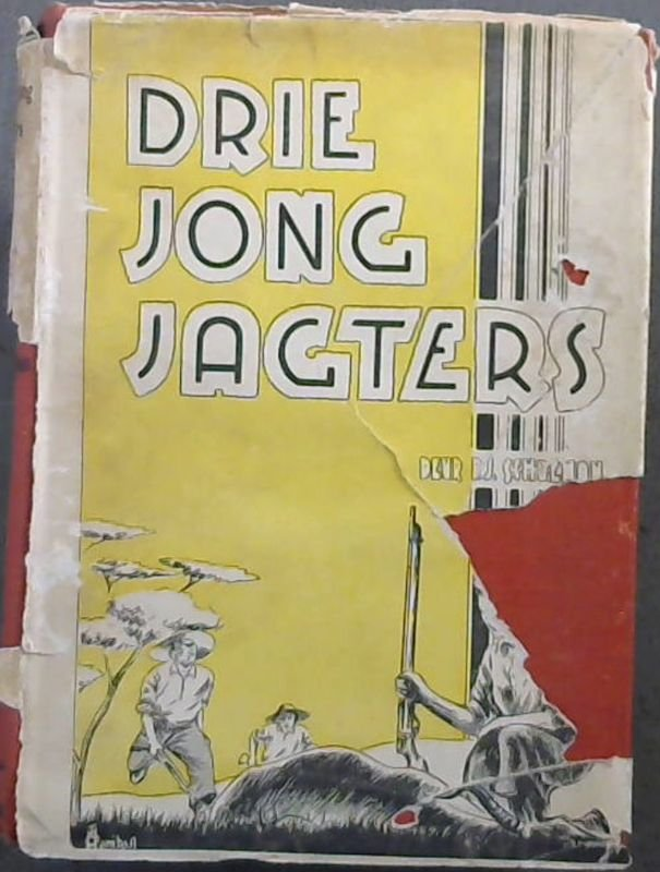 Image for Drie Jong Jagters