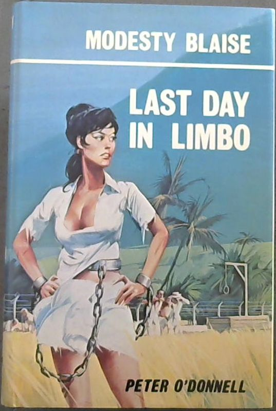 Image for Last Day in Limbo (Modesty Blaise).