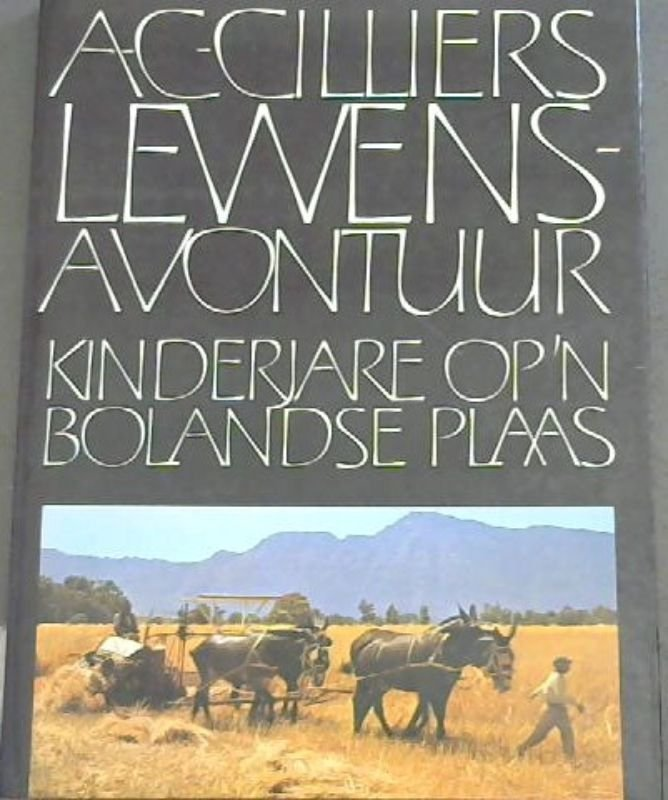 Image for Lewensavontuur (Afrikaans Edition) Book 1 Only