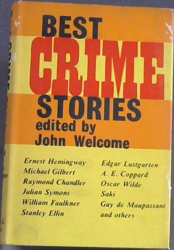 Image for Best Crime Stories