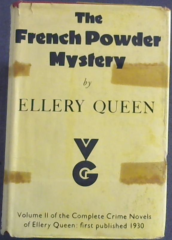 Image for French Powder Mystery : A Problem in Deduction
