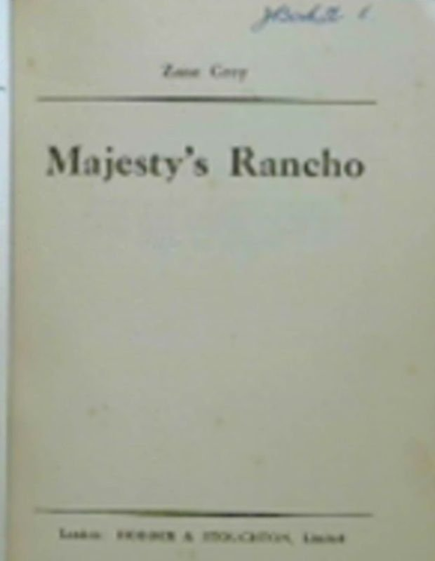 Image for Majesty's Rancho