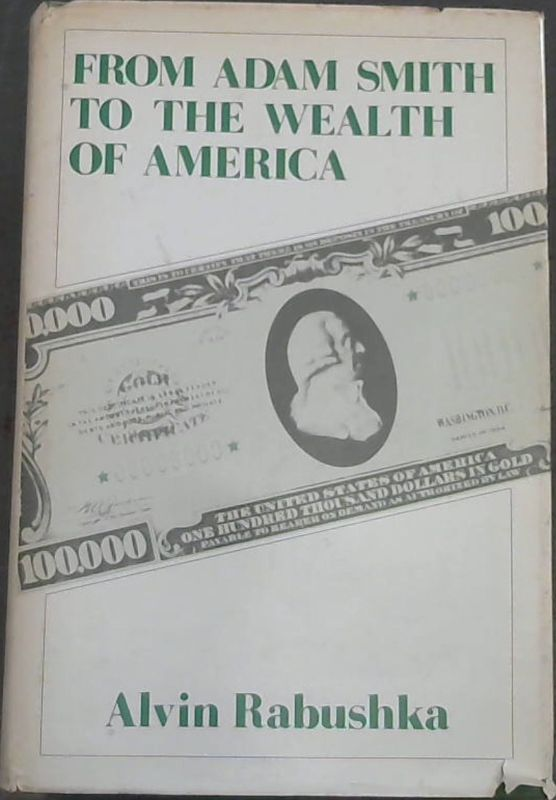 Image for From Adam Smith to the Wealth of America