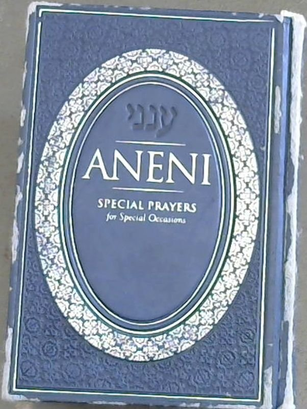 Image for Aneni - Special Prayers for Special Occasions