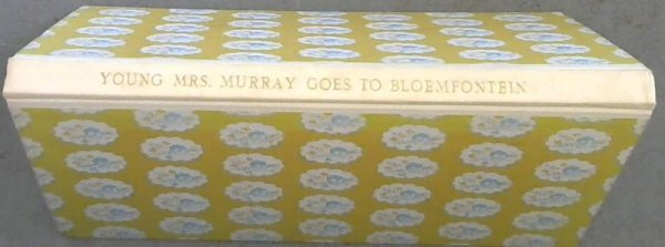 Image for Young Mrs Murray Goes to Bloemfontein 1856-1860 - Letters