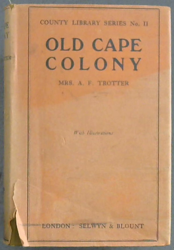 Image for Old Cape Colony