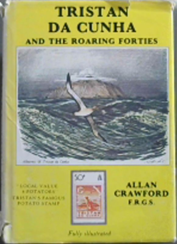 Image for Tristan Da Cunha and the Roaring Forties