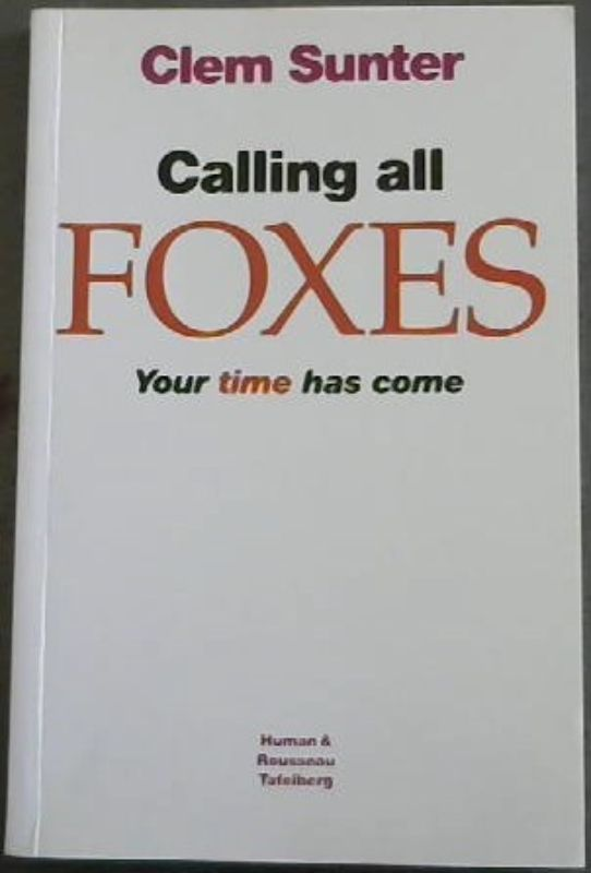 Image for Calling all Foxes