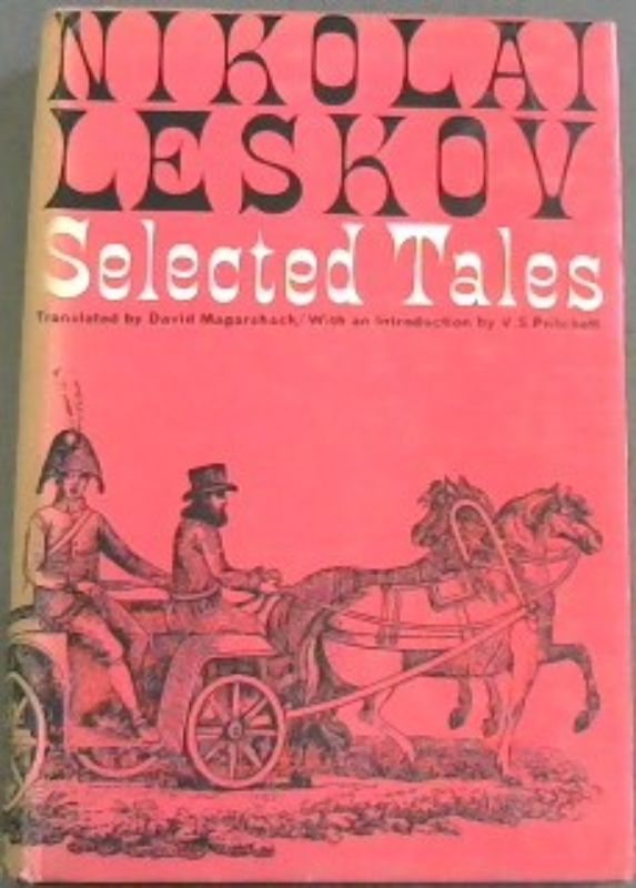 Image for Nikolai Leskov : Selected Tales