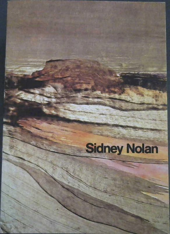 Image for Sidney Nolan : Paintings