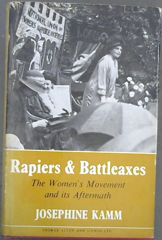 Image for Rapiers & Battleaxes : The Women' sMovement and Its Aftermath
